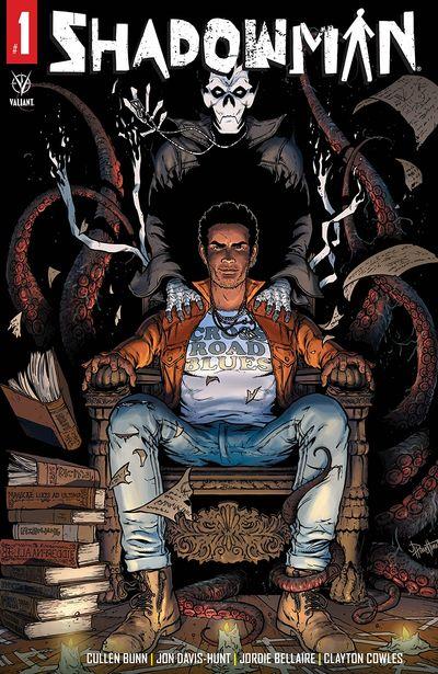 Shadowman #1 (2021)