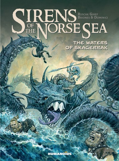 Sirens of the North Sea #1 – The Waters of Skagerrak (2021)