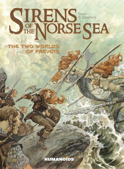 Sirens of the North Sea #2 – The Two Worlds of Freydis (2021)
