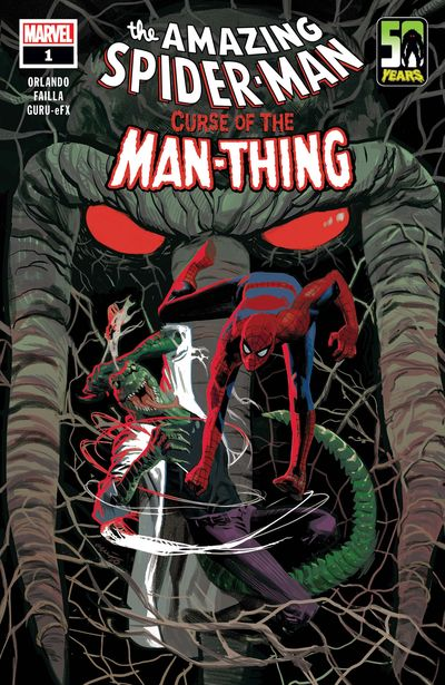 Spider-Man – Curse Of The Man-Thing #1 (2021)
