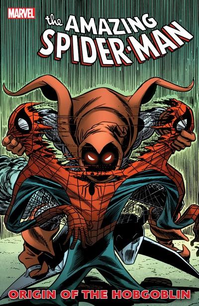 Spider-Man – Origin Of The Hobgoblin (TPB) (2017)