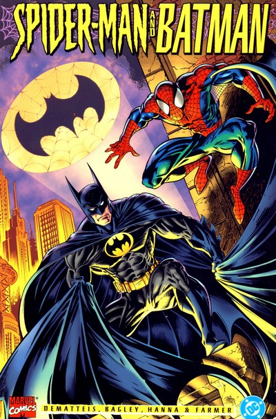 Spider-Man and Batman – Disordered Minds (1995)