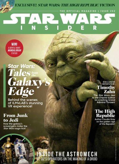 Star Wars Insider #202 (2021)