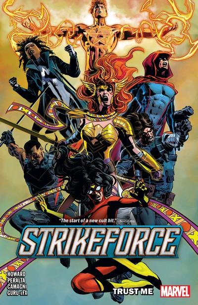 Strikeforce Vol. 1 – 2 (TPB) (2020)