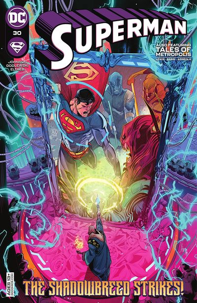 Superman #30 (2021)