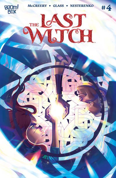 The Last Witch #4 (2021)