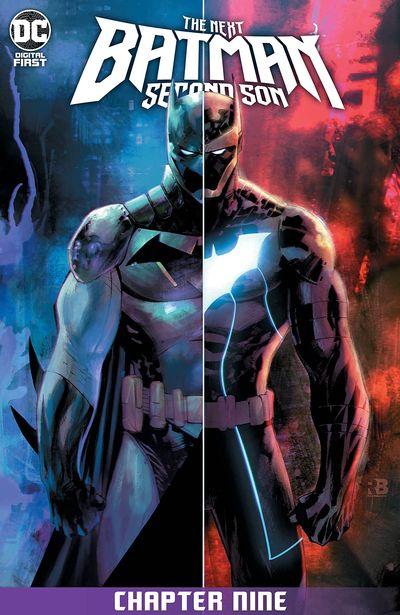 The Next Batman – Second Son #9 (2021)