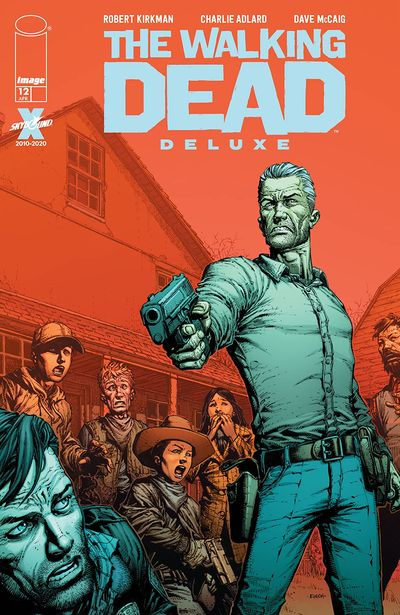 The Walking Dead Deluxe #12 (2021)
