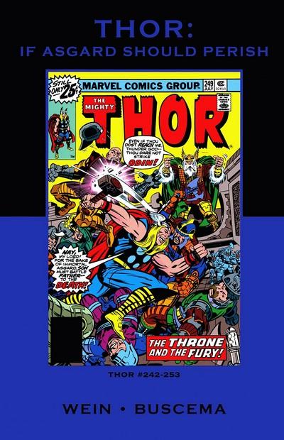 Thor – If Asgard Should Perish (TPB) (2018)