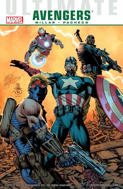 Ultimate Comics Avengers Vol. 1 – 3 (TPB) (2010-2011)