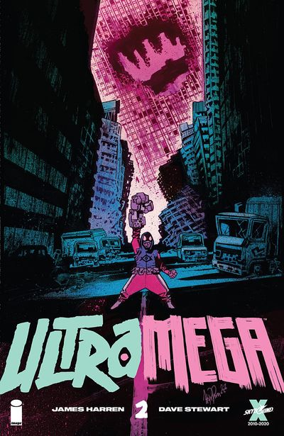 Ultramega #2 (2021)