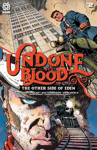 Undone By Blood #2 (2021)