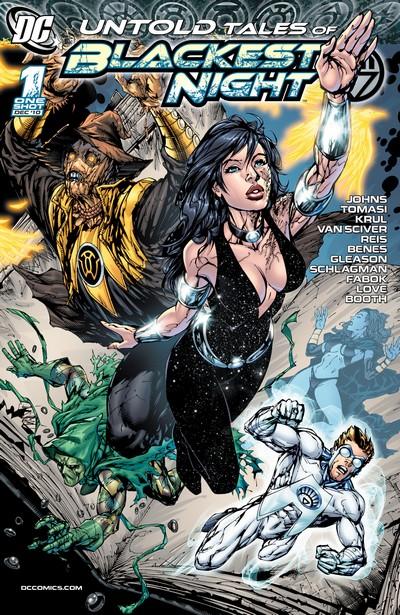 Untold Tales of Blackest Night #1 (2010)