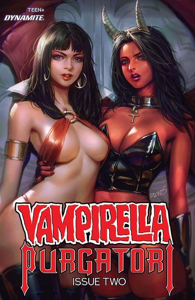 Vampirella VS. Purgatori #2 (2021)