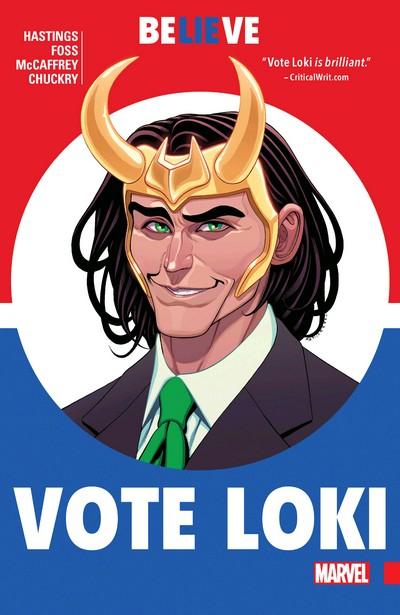 Vote Loki (TPB) (2016)