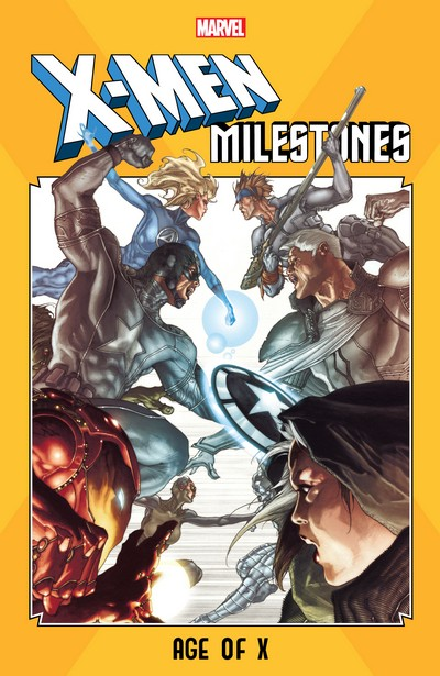 X-Men Milestones – Age Of X (2020)