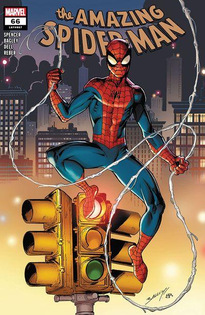 Amazing Spider-Man #66 (2021)