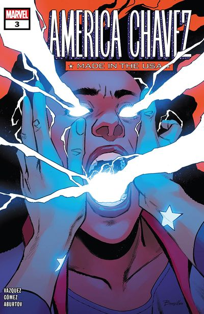 America Chavez – Made In The USA #3 (2021)