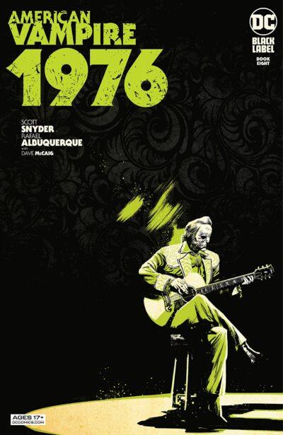 American Vampire 1976 #8 (2021)