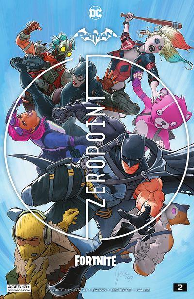 Batman – Fortnite – Zero Point #2 (2021)