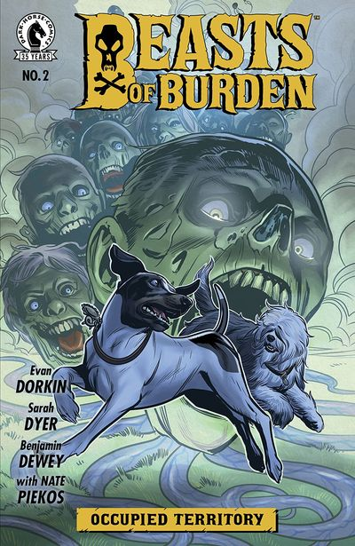 Beasts of Burden – Occupied Territory #2 (2021)