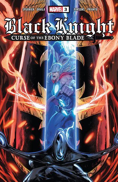 Black Knight – Curse Of The Ebony Blade #3 (2021)