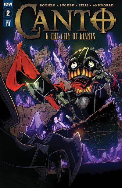 Canto and The City of Giants #2 (2021)