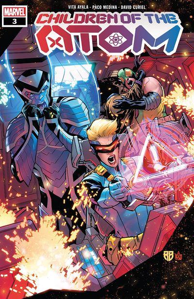 Children Of The Atom #3 (2021)