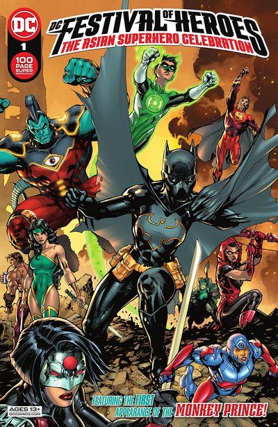 DC Festival of Heroes #1 – The Asian Superhero Celebration (2021)