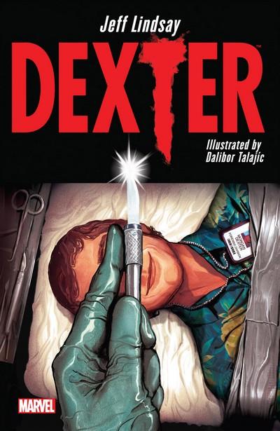 Dexter (2013) (Fan Made TPB)