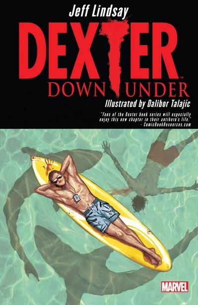 Dexter Down Under (2014) (Fan Made TPB)
