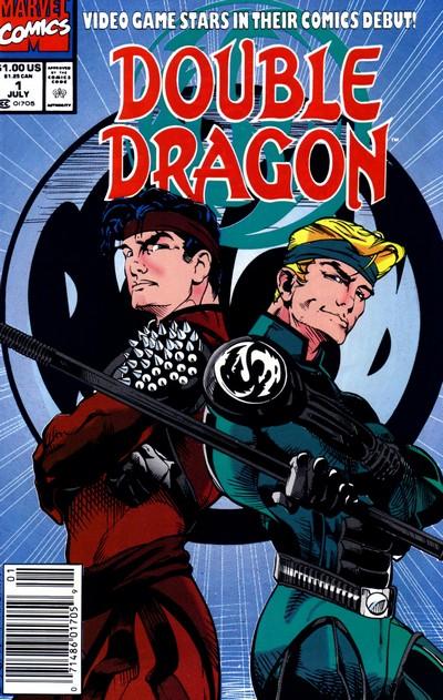 Double Dragon #1 – 6 (1991)