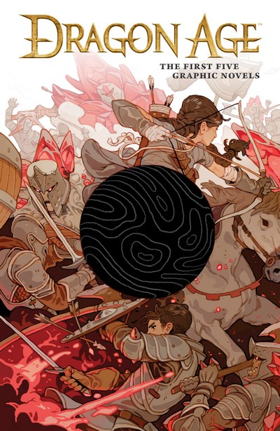 Dragon Age – The First Five Graphic Novels (2021)