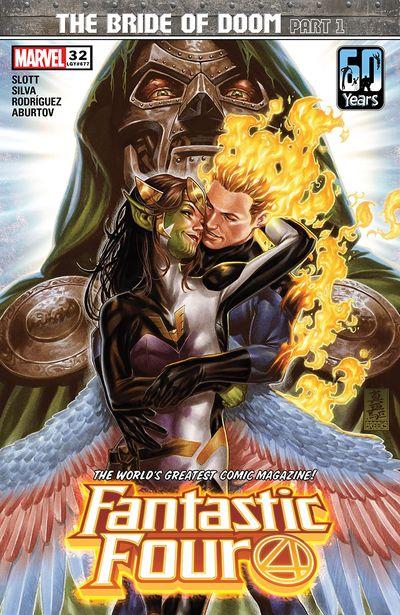 Fantastic Four #32 (2021)