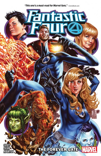 Fantastic Four Vol. 7 – The Forever Gate (TPB) (2021)