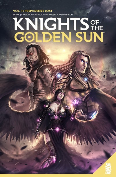 Knights of the Golden Sun Vol. 1 – Providence Lost (TPB) (2019)