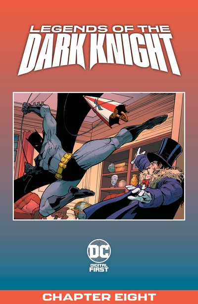 Legends of the Dark Knight #8 (2021)