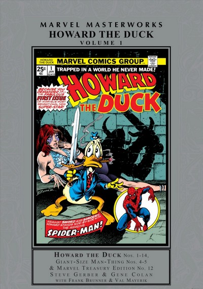 Marvel Masterworks – Howard the Duck Vol. 1 (2021)