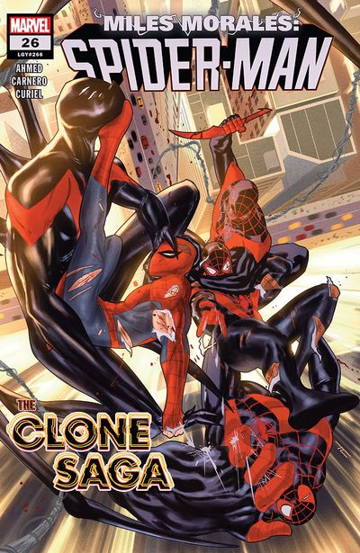 Miles Morales – Spider-Man #26 (2021)