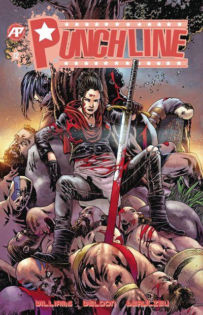 PunchLine #12 (2021)