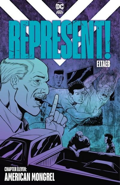 Represent! #11 – American Mongrel (2021)