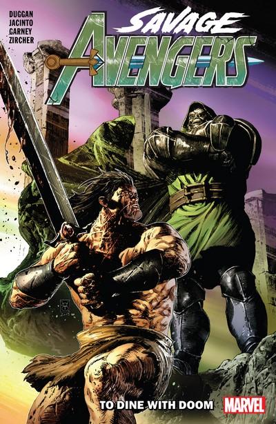 Savage Avengers Vol. 2 – To Dine With Doom (TPB) (2020)