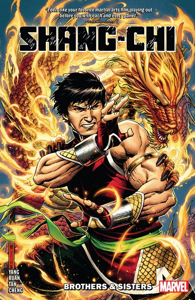 Shang-Chi Vol. 1 – Brothers And Sisters (TPB) (2021)