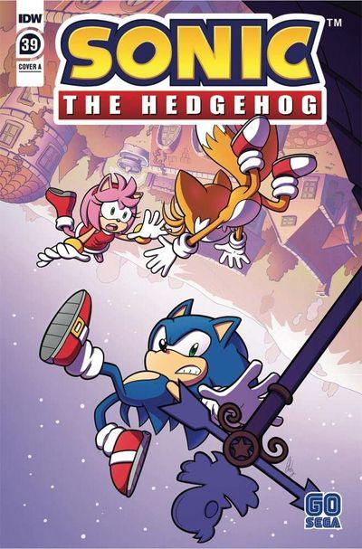 Sonic The Hedgehog #39 (2021)