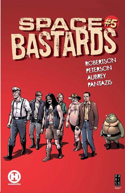 Space Bastards #5 (2021)