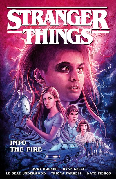 Stranger Things Vol. 3 – Into the Fire (TPB) (2020)
