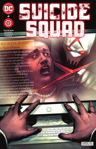 Suicide Squad #4 (2021)