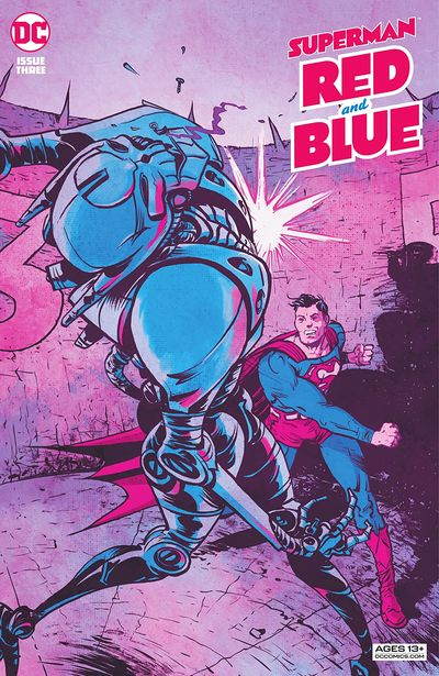 Superman Red and Blue #3 (2021)