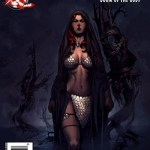 Sword of Red Sonja – Doom of the Gods #1 – 4 (2007)