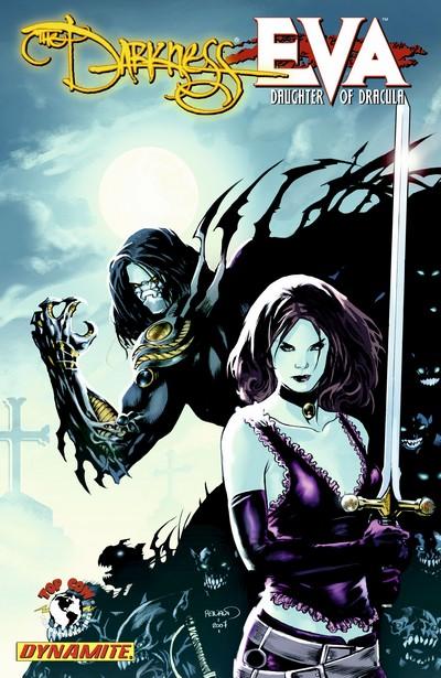 The Darkness vs. Eva – Daughter of Dracula (TPB) (2008)